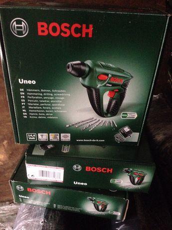 Перфоратор Bosch uneo