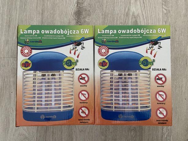 Terdens Lampa owadobójcza na komary 6W 55m2 230V 50HZ