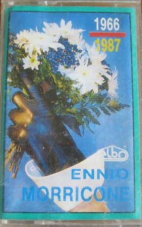 Ennio Morricone kaseta zamienię sprzedam