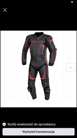 Spodnie motocyklowe SECA
