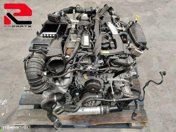 Motor Mercedes GLC250 2017