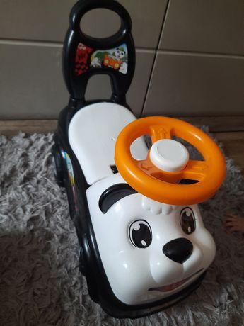 Nowy jeździk panda