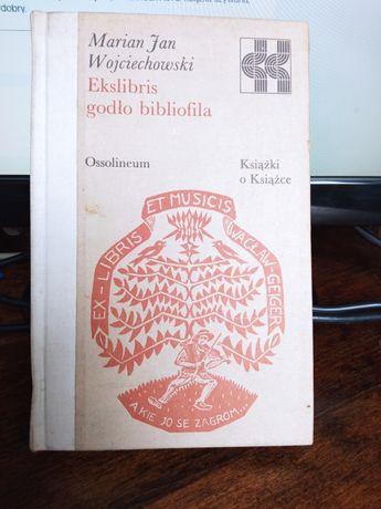 Ekslibris godło bibliofila