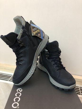 Зимние ботинки Ecco 38 размер на стопу 24,5