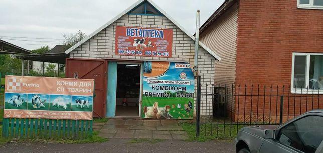 Оренда приміщення в центрі смт Семенівка