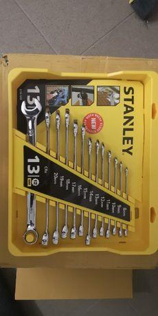 Narzędzia Stanley 8 - 20mm Nowe Najtaniej w PL płasko oczkowe 13