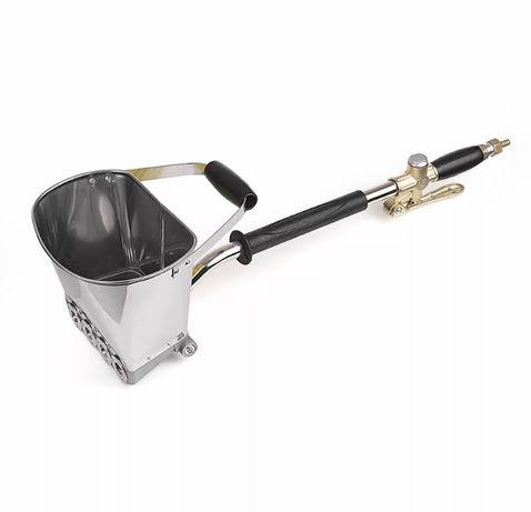 Lança / projetor de reboco, chapisco, argamassas