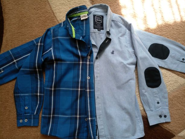 Рубашка Cool Club, 128 р