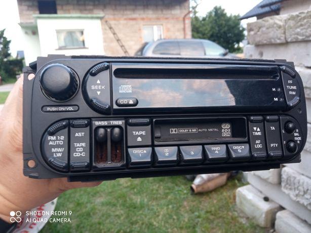 Radio samochodowe Chrysler Voyager