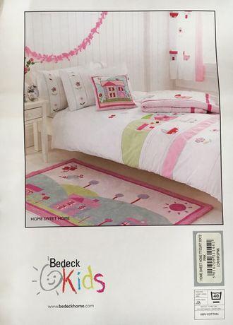 Zasłony 100%bawełna pokój dziewczynka