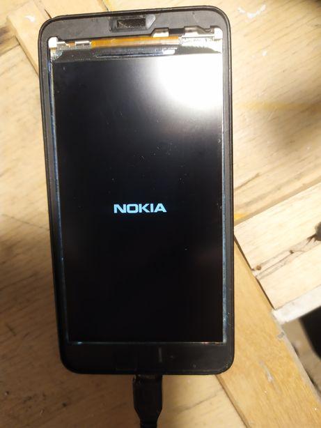 Oryginalny wyświetlacz digitizer Nokia Lumia 530 RM 1019 dual SIM