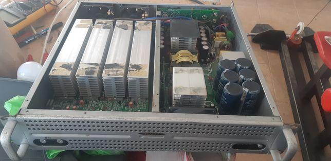 Elmuz D12, d-12, d1200, końcówka mocy, wzmacniacz, 2x1200w, t amp, TSA