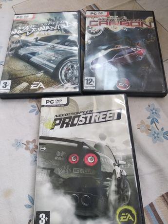 Jogos para PC três need.f.speed