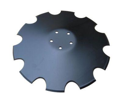 talerz uzębiony siewnik Horsch 520x6mm 5 otworów