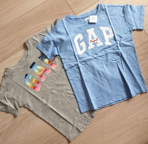 Koszulki t-shirty GAP - nowe!