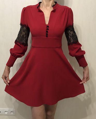 Элегантное Женское платье, фирменное