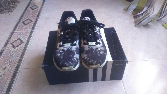 Adidas Zx Flux cinza - Tamanho 39.5 ORIGINAIS com caixa