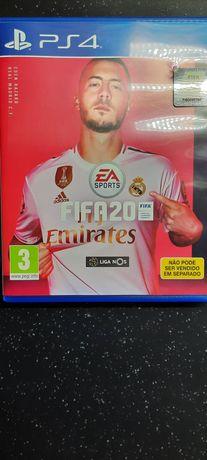 Jogo FIFA 2020 PS 4