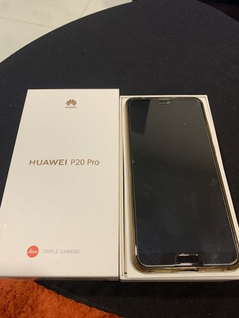 Huawei P20 Pro como novo
