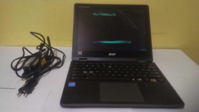 "Acer Chromebook Spin 512 R851TN, 12"", Celeron N4100, 4/32Gb битый экра"