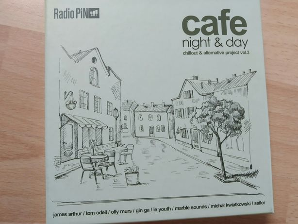 Cafe Night & Day chillout & alternative project vol. 3  Radio PIN