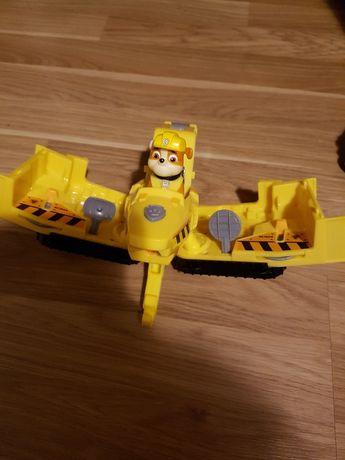Pojazd latający Rubbla