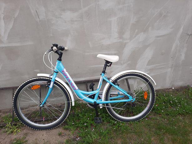 Rower rowerek Grand Alex,koła 24