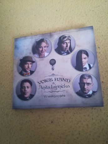 PŁYTA CD Voice Band & A Lipnicka - w siódmym niebie