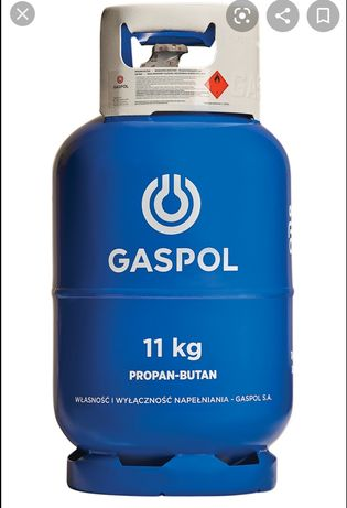 Butla gazowa duża 11kg