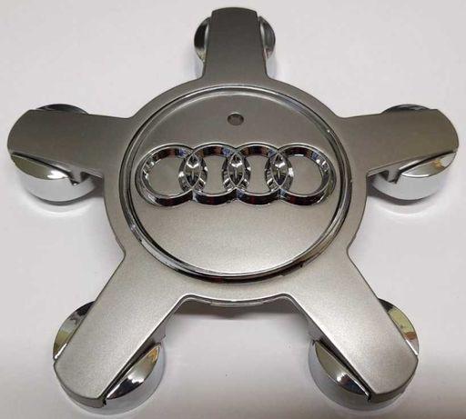 Заглушки ковпачки на диски AUDI краби зірки