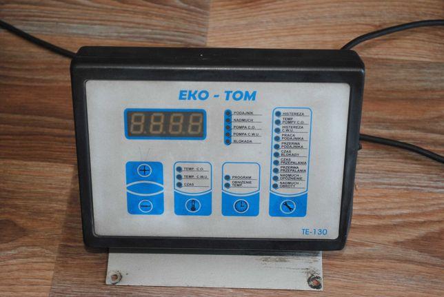Sterownik do pieca CO - ECO TOM TE - 130