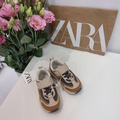 Кросовки Zara для хлопчика 23 розмір