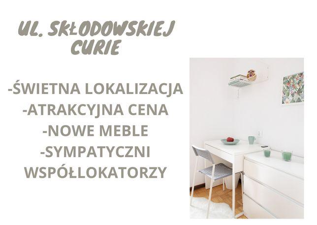 Przytulny pokój w atrakcyjnej cenie - ul. Skłodowskiej Curie