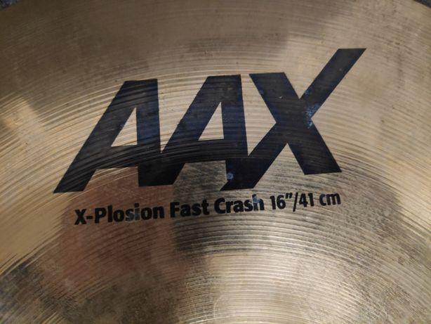 Sabian AAX X-Plosion Fast Crash 16'