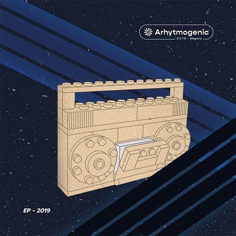 O.S.T.R. & Magiera Arhytmogenic EP LTD 1/5000