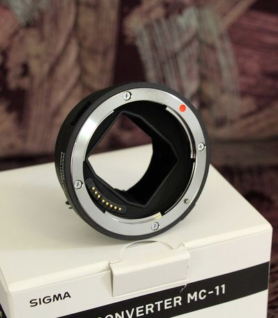 MC-11 mount converter Sony E / Canon EF - adapter bagnetowy