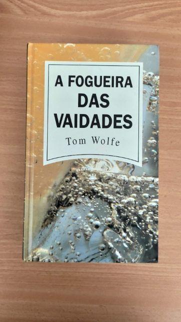 Livro - A Fogueira das Vaidades de Tom Wolfe