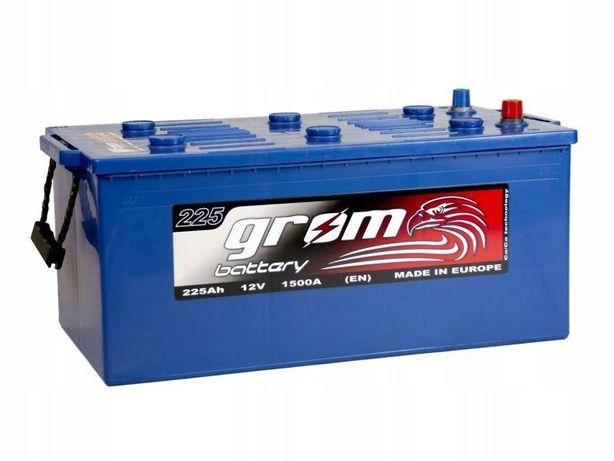 Akumulator Grom Prestige 225Ah/1500A