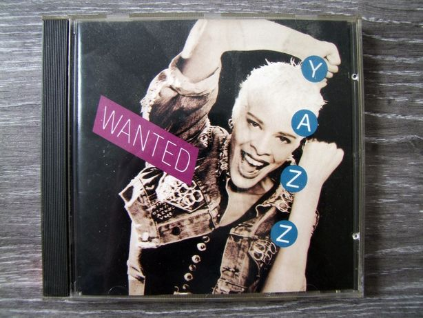 Yazz - Wanted ( CD 1988 )