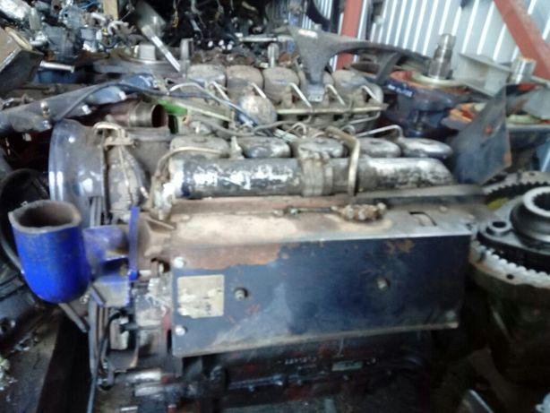 Silnik deutz fahr 6 cylindrów 5 cylindry części