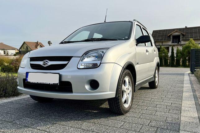Suzuki Ignis 1.4 benzyna + gaz srebrny 2007r.