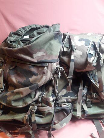 Plecaki wojskowe francuskiej legii  cudzoziemskiej 110L