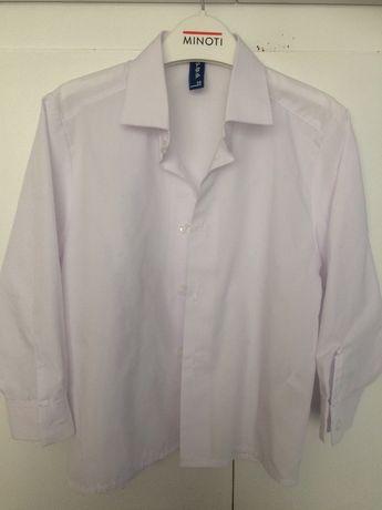Koszula biała 5 10 15