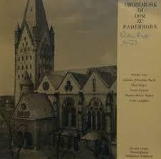 LP Klassik Johannes Viehöver - Orgelmusik im Dom zu Paderborn (7 Song)