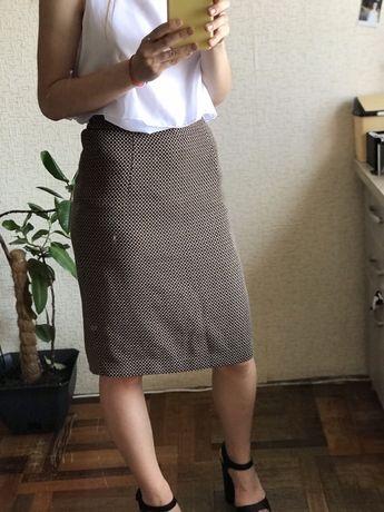 Юбка карандаш, деловая юбка
