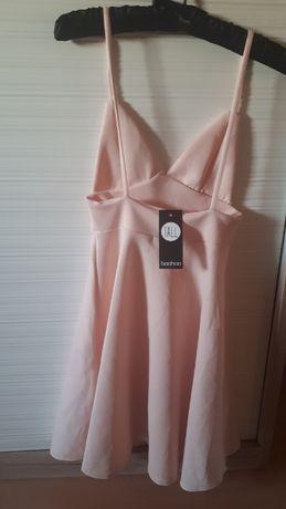 Rozkloszowana nowa sukienka 34