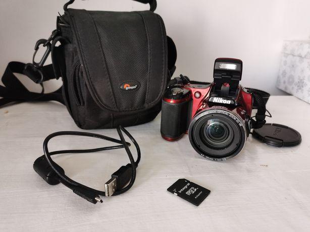 Фотокамера Nikon L820 + ПОДАРУНОК сумка Lowepro і карта пам'яті