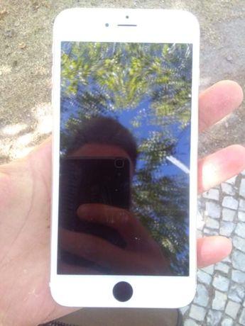 Vendo ou troco por android iphone 6s plus 32GB gold