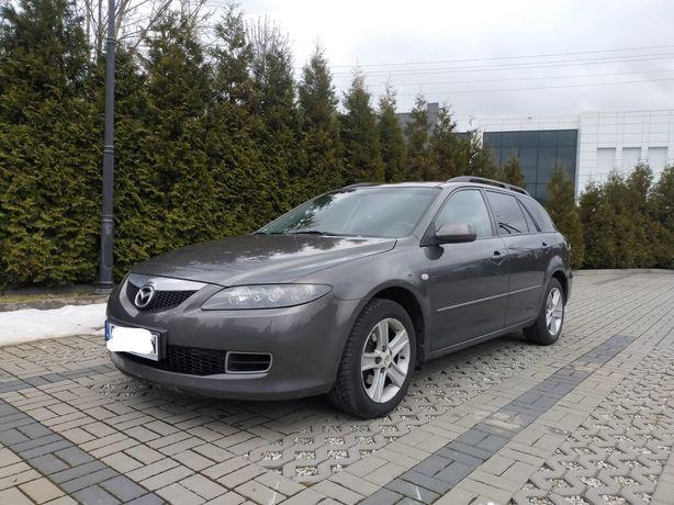 Mazda 6 2005 rok