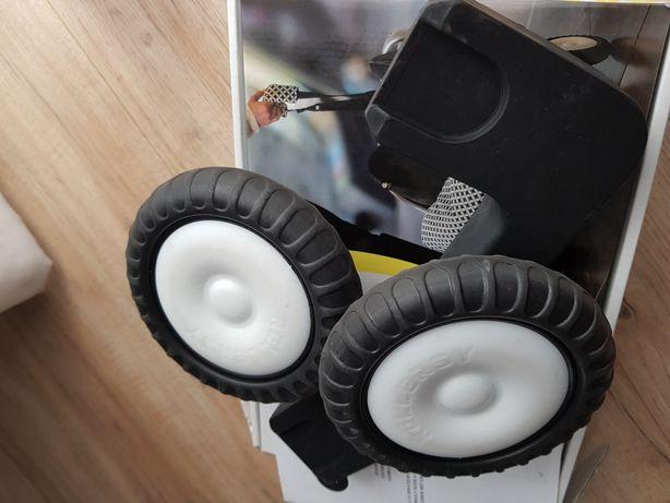 Rollersy kółka adaptery do fotelika